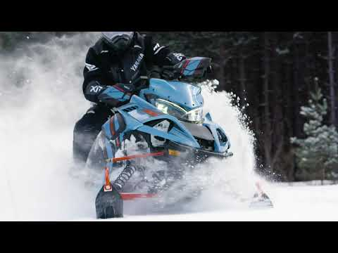 2022 Yamaha Sidewinder L-TX SE in Escanaba, Michigan - Video 1