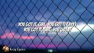 No Guidance|| Drake And Chris Brown Lyrics (Clean)