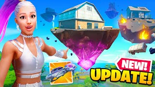 *NEW* Fortnite Update is INSANE! (Live Event, Leaked Skins + MORE)