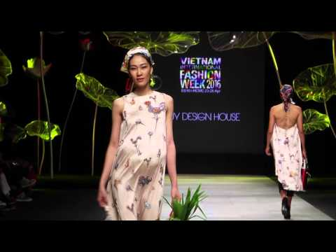 Thuy Nguyen Showcase Vietnam International Fashion Week 2016