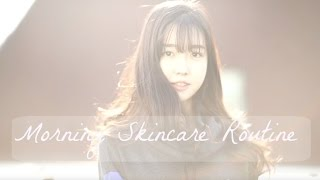 Korean Morning Skincare Routine | Sunnydahye