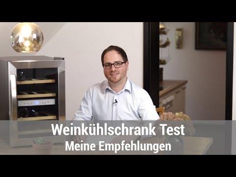 Weinkühlschrank Test  - Meine Empfehlungen: Kalamera, La Sommelière, Klarstein, CASO