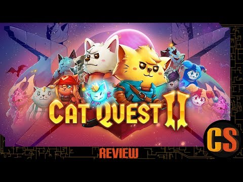 CAT QUEST II - REVIEW