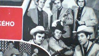 Písně Amerického Západu LP