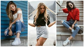 Instagram Photo Ideas For Girls || Photo Poses For Girls 2020 - Fashion Friendly