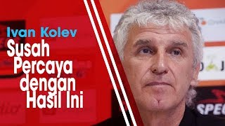 Persija Jakarta Telan Kekalahan Atas PSIS Semarang, Ivan Kolev: Susah Percaya dengan Hasil Ini