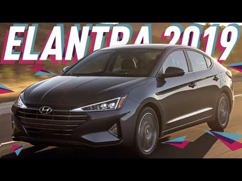 Это что Ауди?/Новая Hyundai Elantra 2019/Большой Тест Драйв онлайн видео