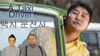 A TAXI DRIVER (2017) Official Trailer - Reaction and Review