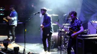 """FATHERSON """"HALF THE THINGS"""" @ MÜNSTER 2016 GERMANY(SUPPORT ACT BIFFY CLYRO)"""