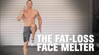 The Fat-Loss Face Melter