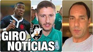 Zé Rafael fala do Vasco, Ribamar de Saída, Valentim e Mais!