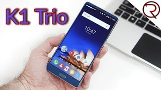 A Phone With a Lot of Potential - Koolnee K1 Trio REVIEW