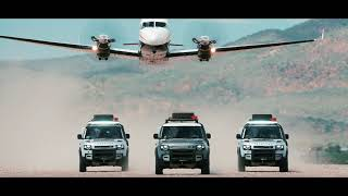 YouTube Video UbBAdR08u6A for Product Land Rover Defender (L663) by Company Land Rover in Industry Cars