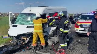 На трассе Киев - Чоп столкнулись Mercedes и Audi: погибли водитель и ребенок