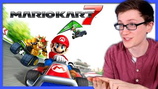 Mario Kart 7 | Burnin' Rubber and Retinas - Scott The Woz