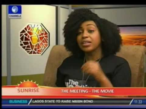 Rita Dominic, others speak on new movie - The Meeting - Part 1