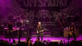 The Offspring   Million Miles Away   Riverside CA 22 07 2016
