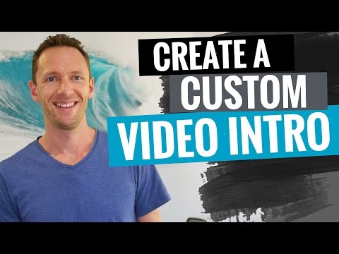 Download How To Make A Video Intro For Youtube Full Tutorial
