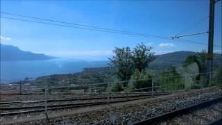 スイス発   ゴールデンパス・ラインからの絶景【スイス情報.com】