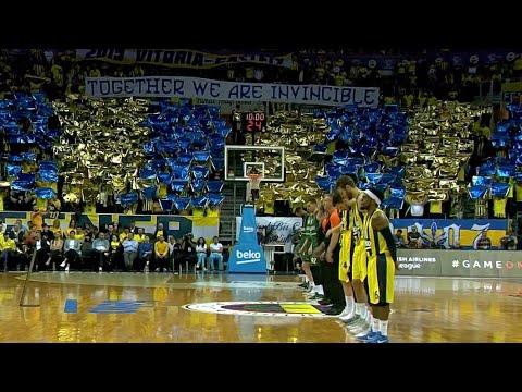 Fans to return in big numbers to start EuroLeague season