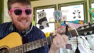 YUNGBLUD   Loner  Easy Guitar Tutorial Beginner