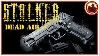 S.T.A.L.K.E.R. DEAD AIR. ОБЗОР ОРУЖИЯ #1. Пистолеты, дробовики.