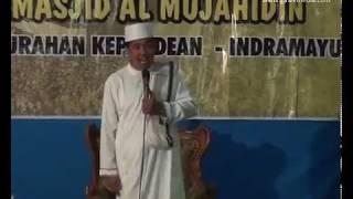 CERAMAH TAUSIYAH AGAMA OLEH;KH.ABDUL WAHAB DASUKI ACARA  Maulid Nabi Kepandean Indramayu BAG1