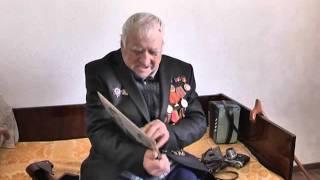 Николай Кулиш, ветеран войны из Камыстинского района