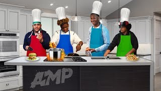 TOP CHEF: AMP EDITION