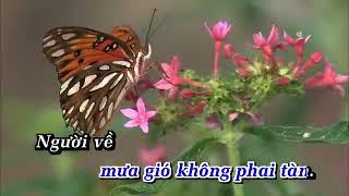 [Karaoke] - Ngày Mai Anh Lên Đường   Đàm Vĩnh Hưng