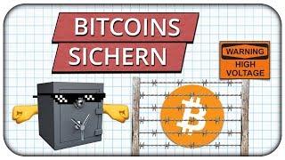 So speichern Sie Crypto auf einer Hardware-Brieftasche