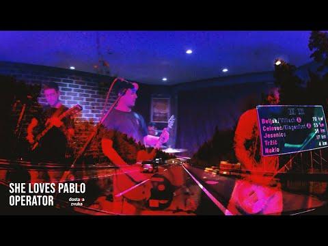 She Loves Pablo || Operator