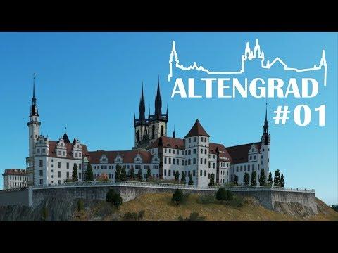 Starting a Central European City - Cities: Skylines - Altengrad #1
