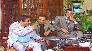 يونس شلبي لـ علي حميدة : انا اشتريت شريطك و هاخد حقه منك | سهر الليالي