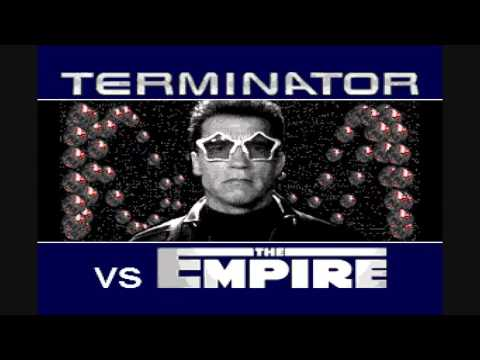 Terminator vs The Empire by speccy,pl - SAM Coupé demo