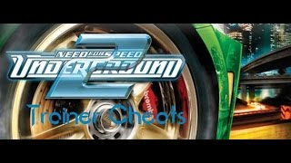Need for Speed Underground 2 - Trainer Cheats