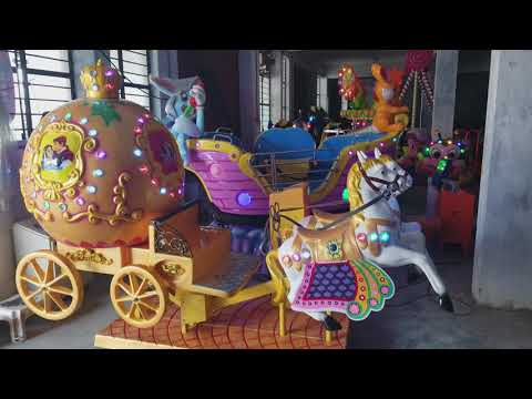 Royal Cart Kiddy Ride