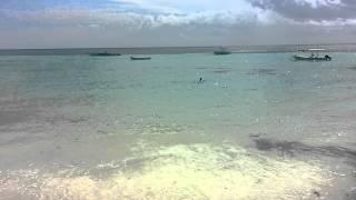 preview picture of video 'swahili beach resort in Zanzibar 20141204 152427'