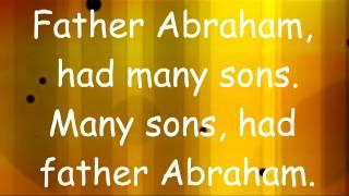 Father Abraham with Lyrics