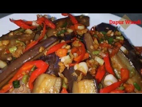 Resep Terong Oriental Ala Dapur Wandi