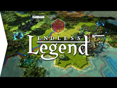Gameplay de Endless Legend