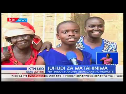 Wanafunzi wajizolea alama za juu Kisumu licha ya kuwepo na mazingira tata wakati wa Mitihani