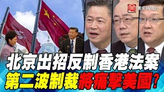 北京出招反制香港法案 第二波制裁將痛擊美國?|寰宇全視界60分鐘20191204-1