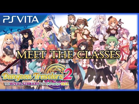 Видео № 1 из игры Dungeon Travelers 2: The Royal Library and the Monster Seal [PS Vita]