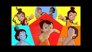 Hum Hain Super Heroes special video | Chhota Bheem, Mighty Raju, Krishna Balram & Luv Kushh Series