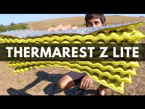 Therm-a-Rest Z Lite | LA MEJOR ESTERILLA DE ESPUMA