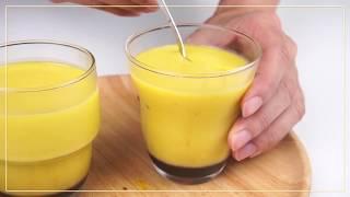 SistaCafe Channel : วิธีทำพุดดิ้งฟักทอง