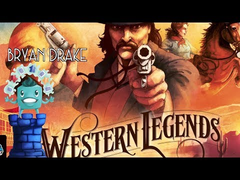 Western Legends review with Bryan Drake