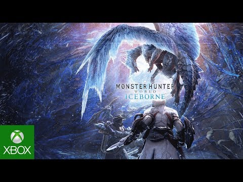 Monster Hunter World: Iceborne - Gameplay Reveal Trailer
