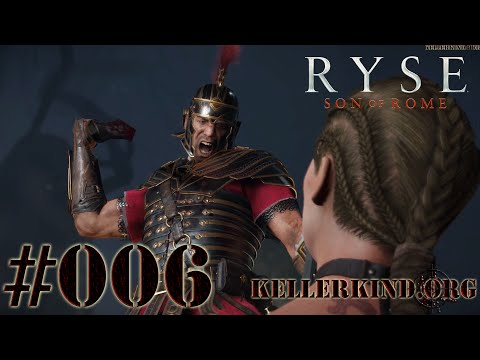 Ryse: Son of Rome [HD|60FPS] #006 - König Oswald ★ Let's Play Ryse